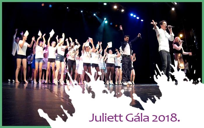 15. Jubileumi Juliett Gála