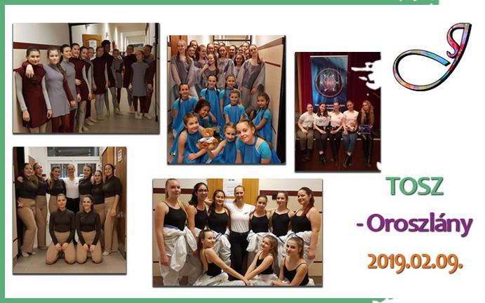TOSZ – Oroszlány – Regionális Táncművészeti Elődöntő