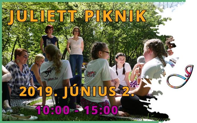 Juliett Piknik a Margitszigeten!