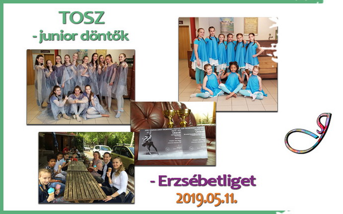 TOSZ – junior döntők