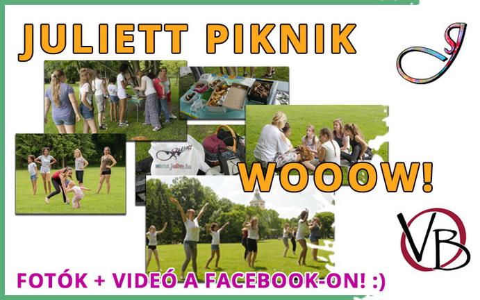 Juliett Piknik Wooow! :)