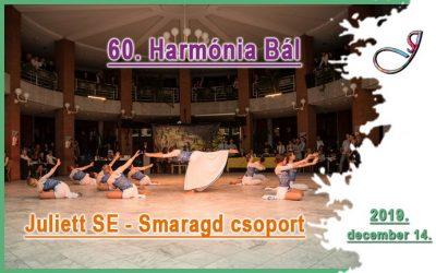 60. Harmónia Bálon a Juliett SE