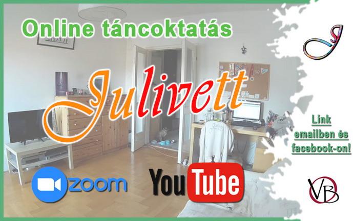 Online Juliett táncórák